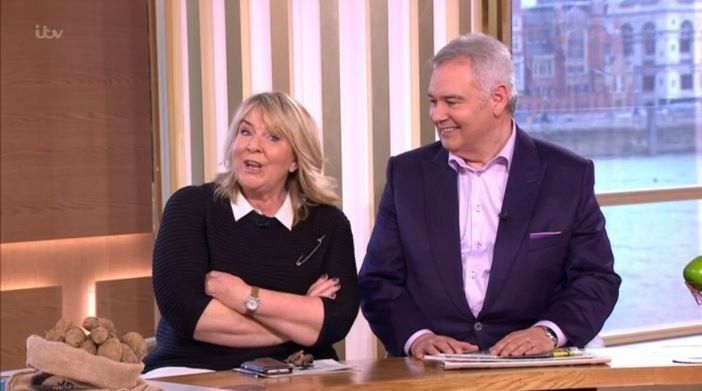Fern Britton Makes Triumphant 'This Morning' Return After Eight Years