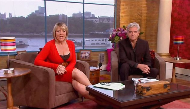 Fern and Phillip hosted 'This Morning' together from 2002 to