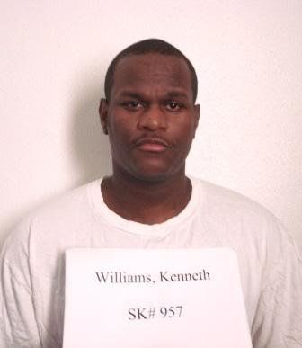 Kenneth Dewayne Williams had served roughly two weeks of a life sentence when he escaped from prison and killed a farmer and