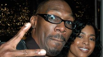 Charlie Murphy during 'Norbit' Los Angeles Premiere at Mann Village in Westwood, California, United States. (Photo by Barry King/WireImage)