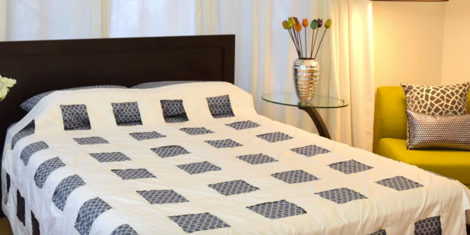 this 39 smart 39 duvet means you 39 ll never argue with your partner again huffpost uk. Black Bedroom Furniture Sets. Home Design Ideas