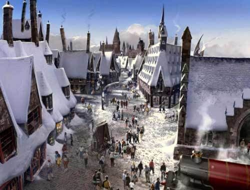 Universal Orlando plans Hogwarts castle show, new events for the holidays