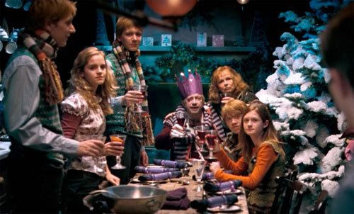 Christmas is coming to Universal's Harry Potter park