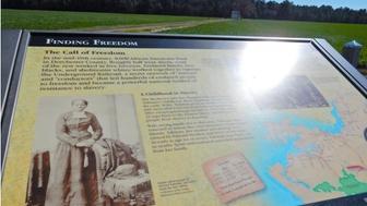 Harriet Tubman Underground Railroad Byway MD
