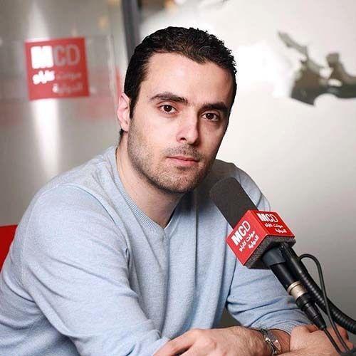 <em>Radio host&#x2F;documentarist Salim Saab (courtesy Radio Monte Carlo)</em>