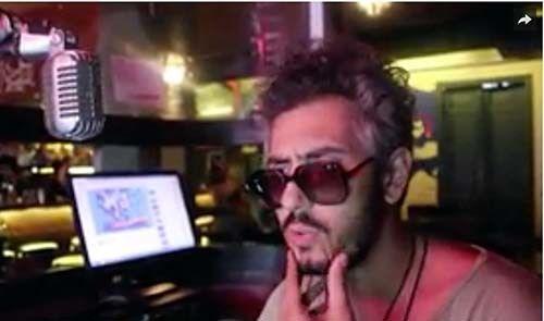<em>Screen shot of Radio Beirut&#39;s Ribal Rayess</em>