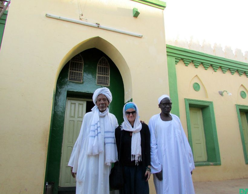 With Sufis in Khartoum