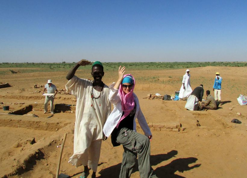 Whirling in situ in Sudan