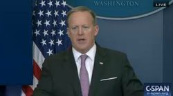 Sean Spicer: Trump Hasn't Shifted On Positions. Positions Shifted To