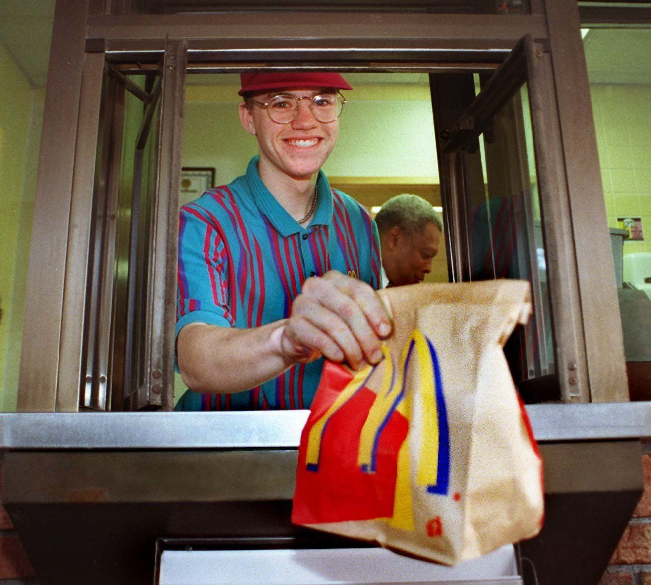 8-Year-Old 'Borrows' Dad's Car, Drives To McDonald's For