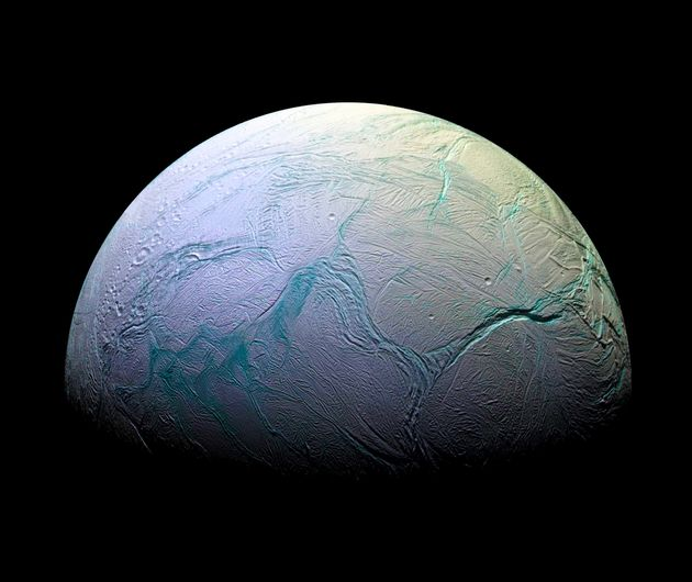 NASA Finds Evidence That Saturn's Moon Enceladus Could Support Life Outside Of