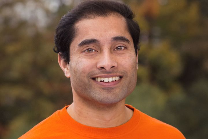<p>Juan Jaysingh, founder of ZeeMee, hopes the platform can help colleges meet students where they are. </p>
