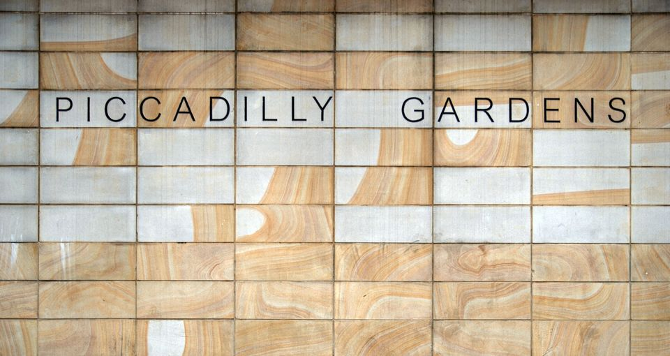 Piccadilly Gardens, in the heart of Manchester, is a focal point for many homeless and rough