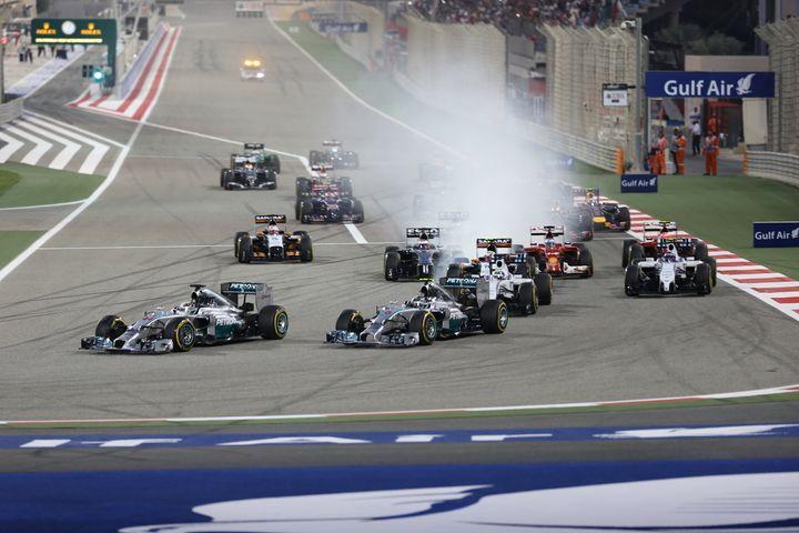 Bahrain's Grand Prix: Plenty to report outside the track.