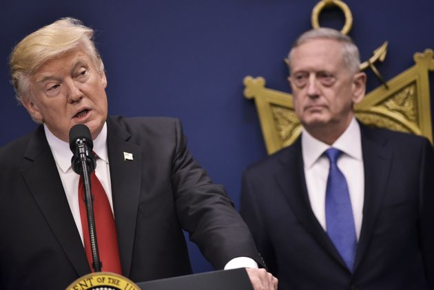 President Trump pointed the finger at the generals when a raid in Yemen didn't go according to