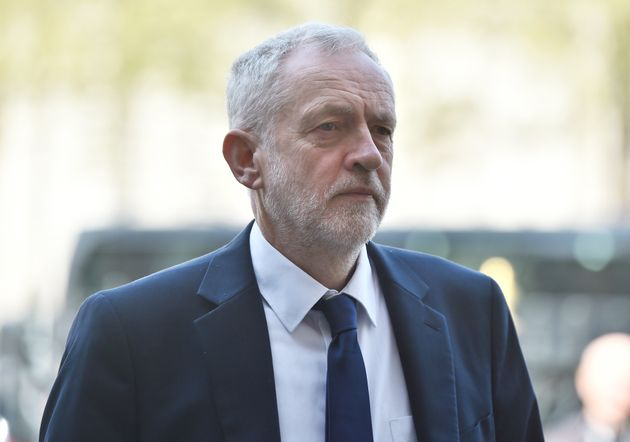 Jeremy Corbyn is being blamed for the loss of the Labour