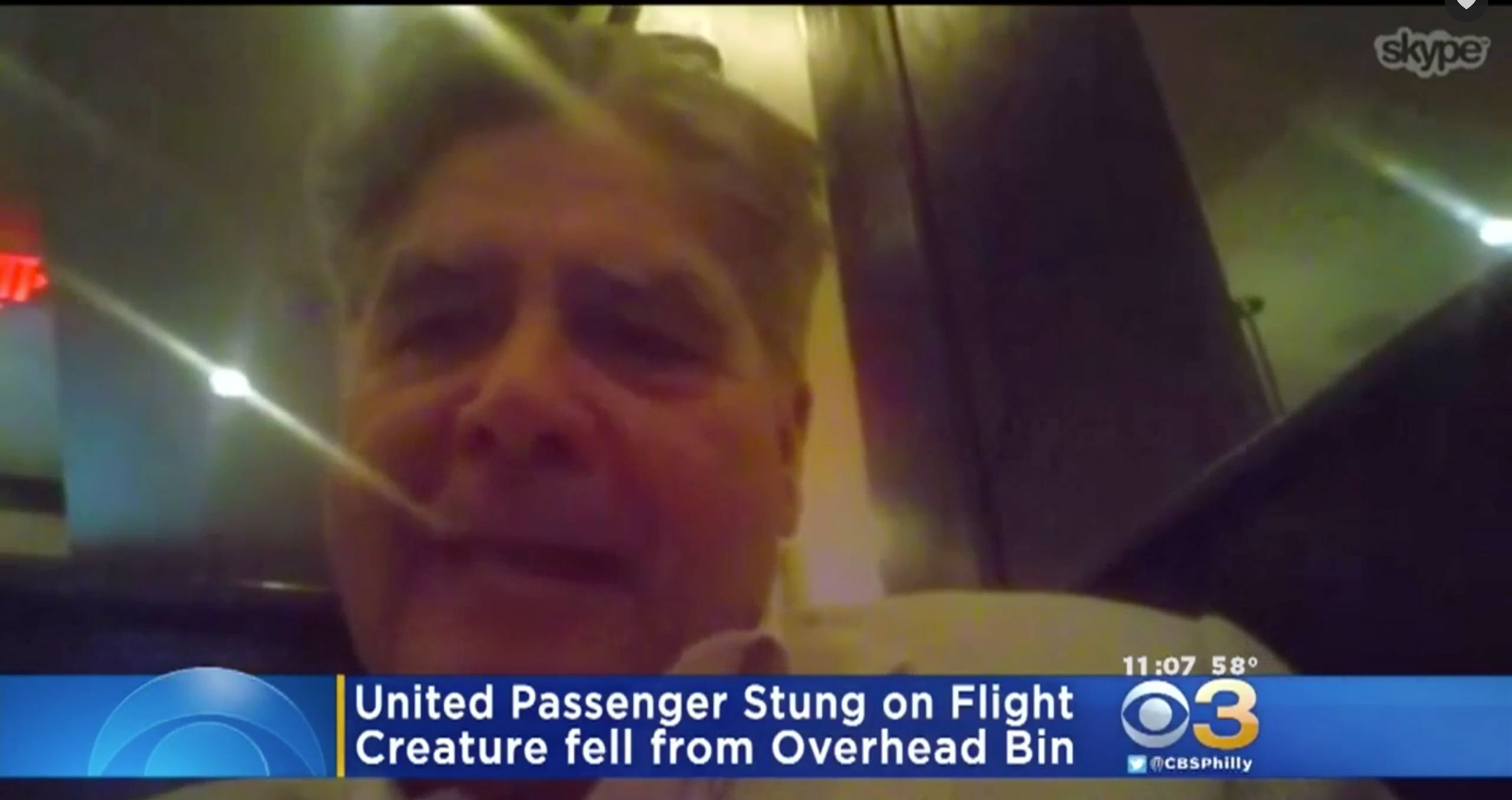United Airlines Disastrous Week Peaks With Rogue Scorpion Attack On