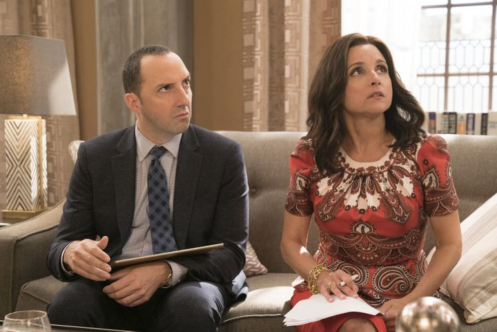 "In Season 6 of ""Veep,"" Selina Meyer will explore the world as a former president."