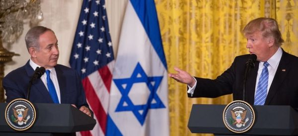 Trump's Far-Right Israel Stance Creates An Opening For The Left