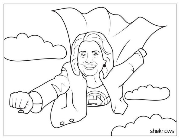 coloring pages for sojourner truth - photo#19