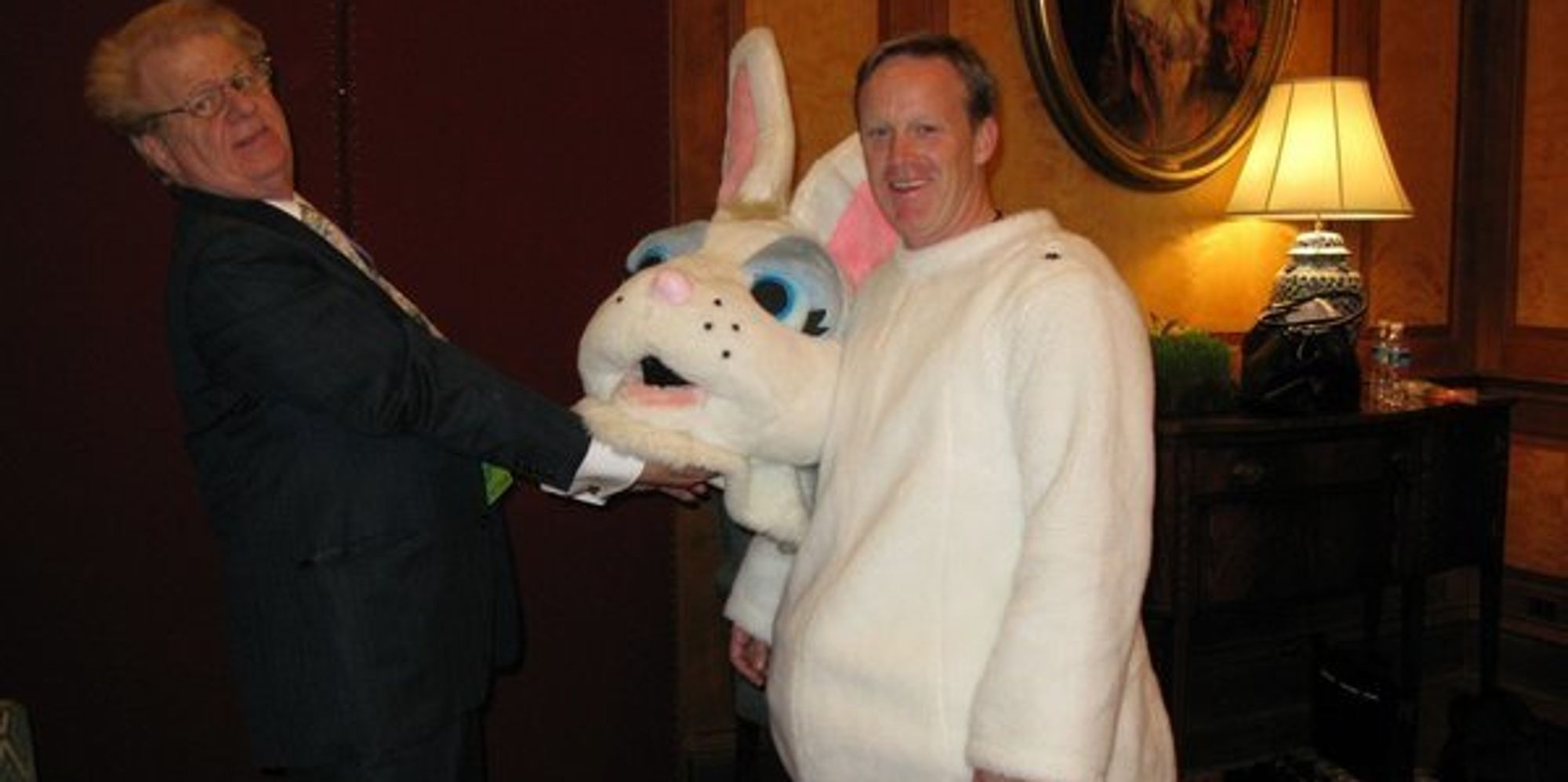 Finally, The Definitive Ranking Of People Dressed In Bunny Costumes