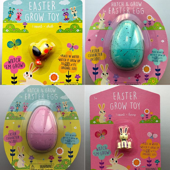 Target is recalling these Easter toys due to an ingestion hazard.
