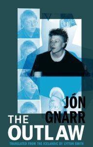 Jón's book, The Outlaw