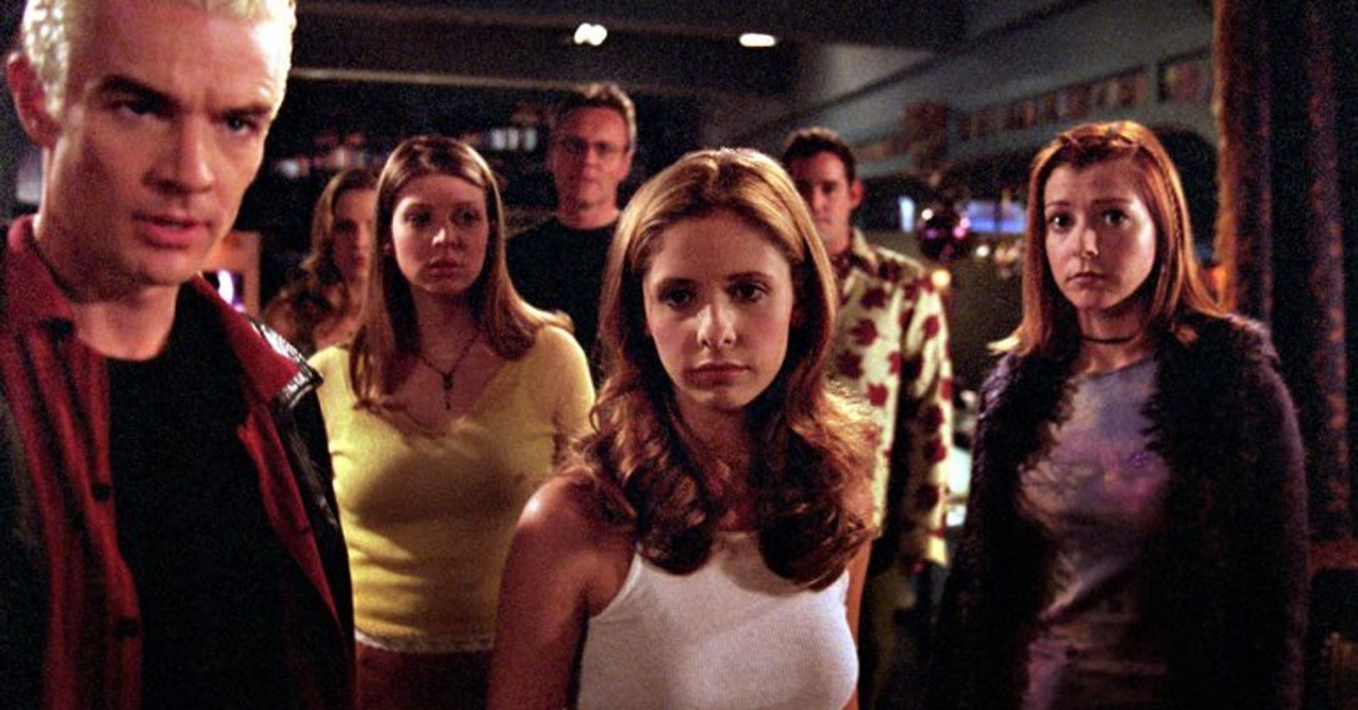 an analysis of there is always a good side to everything in buffy the vampire slayer