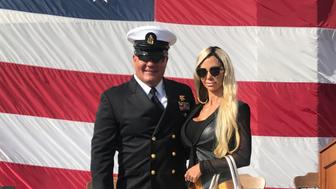 Navy SEAL Joseph John Schmidt III is being investigated because he made more than 30 porn films under the name Jay Voom Schmidt is married to porn star Jewels Jade