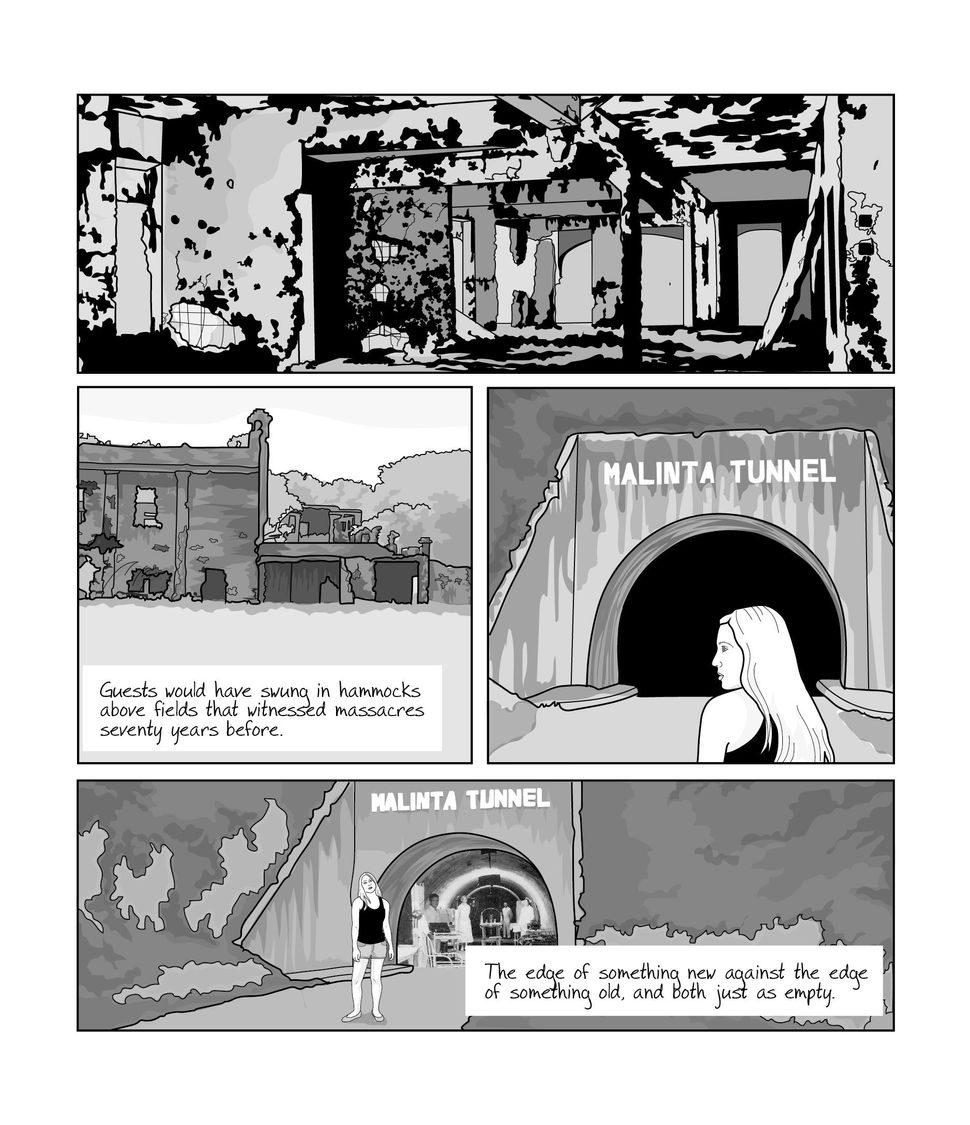 This New Graphic Novel Is A Stunning, Honest Meditation On Loss - Huffington Post 12