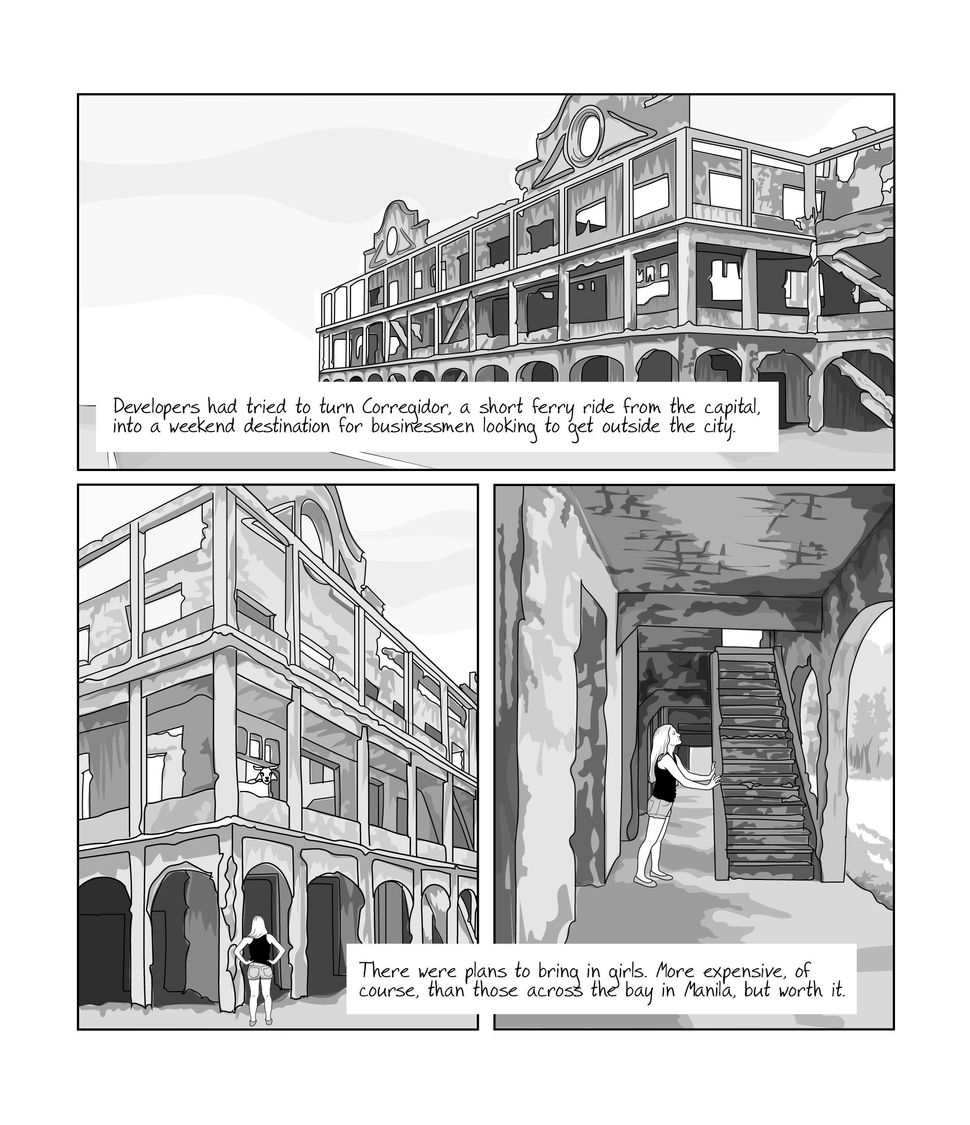 This New Graphic Novel Is A Stunning, Honest Meditation On Loss - Huffington Post 11