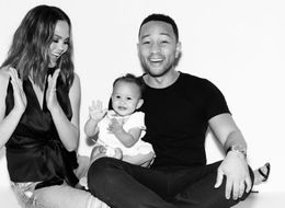 What John Legend And Chrissy Teigen Learned In One Year Of Parenting