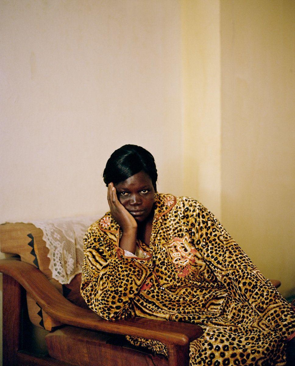Madam Faye, Dakar, 2015