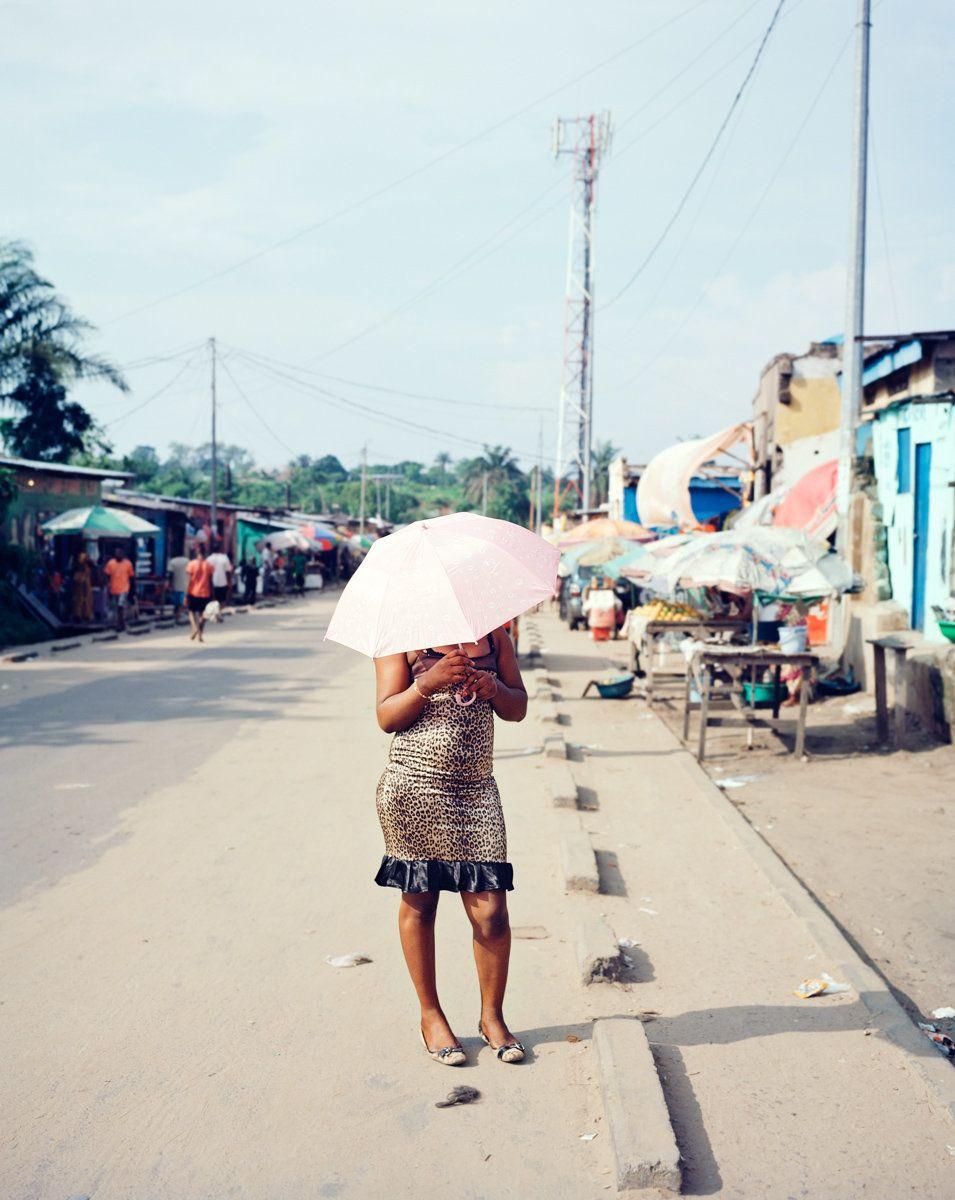 Julie, Kinshasa, Congo DRC, 2015