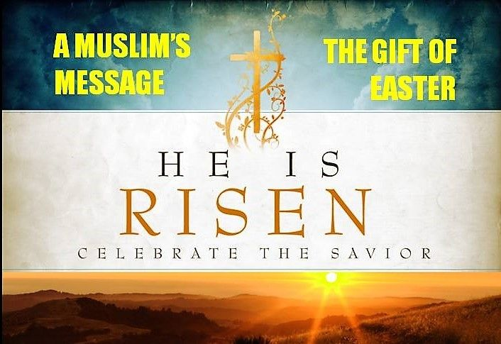 The gift of easter to christians jews muslims hindus and others while 2000 plus easters have come and gone has he really risen yet risen within us that is i hope and pray that each of us will let christ rise and negle Image collections