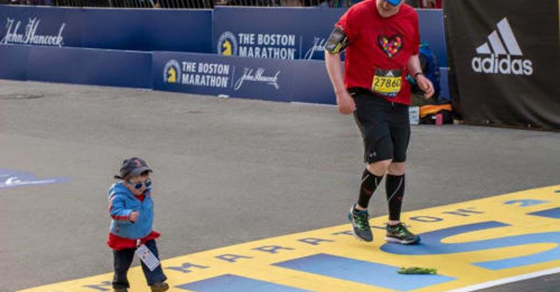 Crossing The Finish Line For Kids With Cardiomyopathy