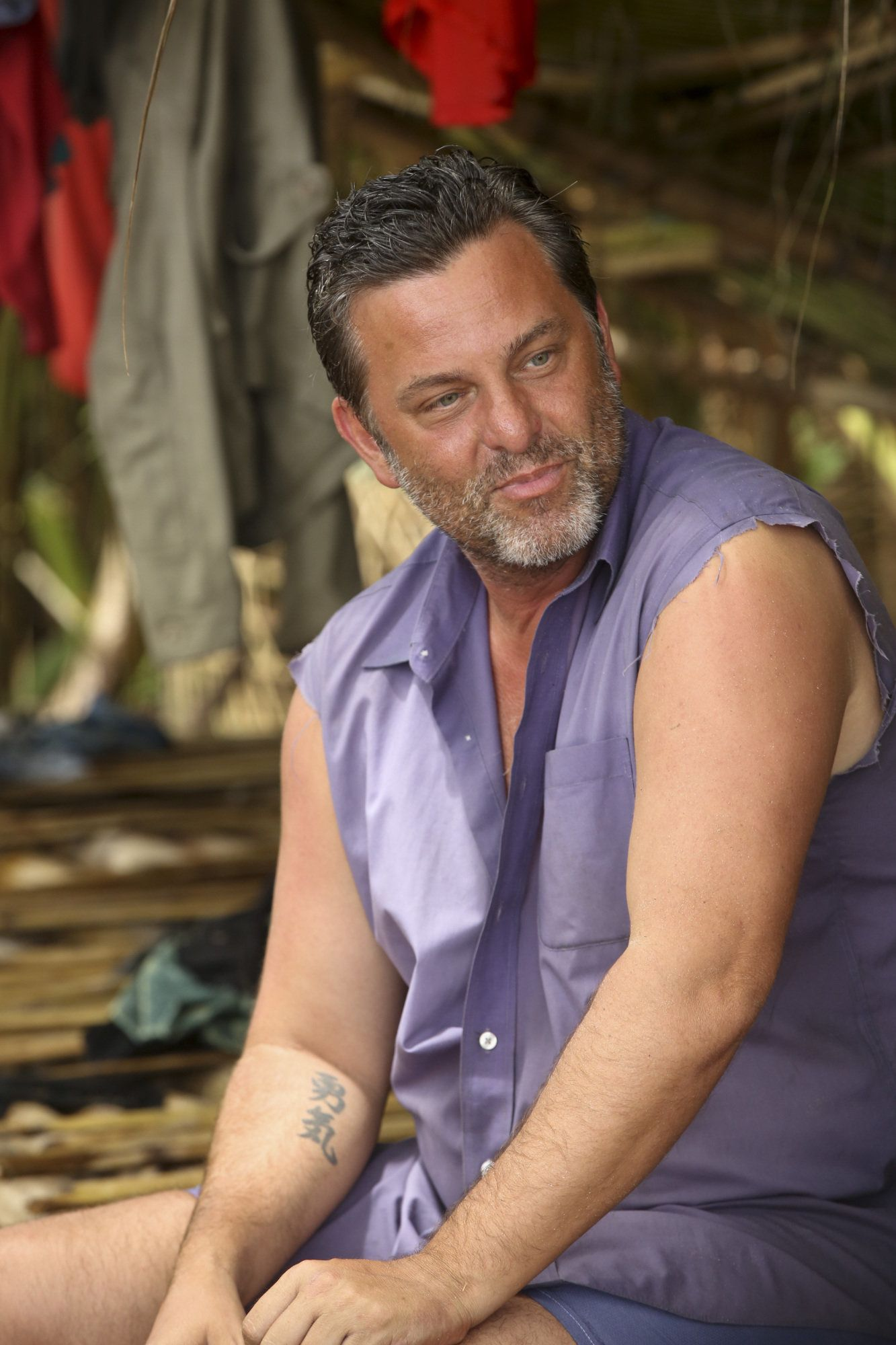 PREAH SIHANOUK CITY - JUNE 2: 'Survivor MacGyver' - Jeff Varner during the second episode of SURVIVOR, Wednesday, Sept. 30 (8:00-9:00 PM, ET/PT). The new season in Cambodia, themed 'Second Chance,' features 20 castaways from past editions who were voted for by fans to have another shot at being named 'Sole Survivor.' (Photo by Monty Brinton/CBS via Getty Images)