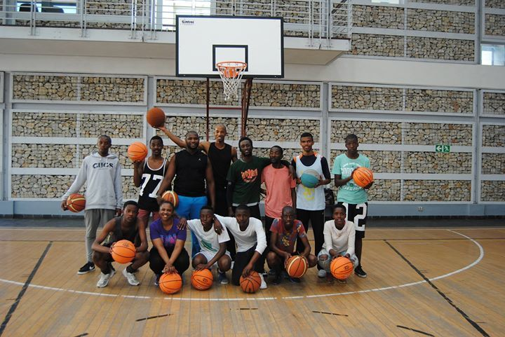 Thusong Recreational Hall in Khayelitsha Township is often host to Real Youth International and the Yonwabani Social Basketba