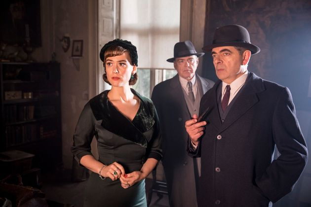 Rowan Atkinson's Maigret uncovers another crime in 'Maigret at the