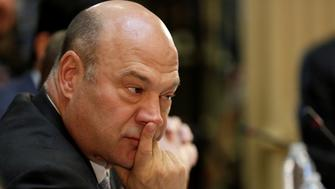 Gary Cohn, director of the National Economic Council, takes part in a strategic and policy CEO discussion with U.S. President Donald Trump in the Eisenhower Execution Office Building in Washington, U.S., April 11, 2017. REUTERS/Joshua Roberts