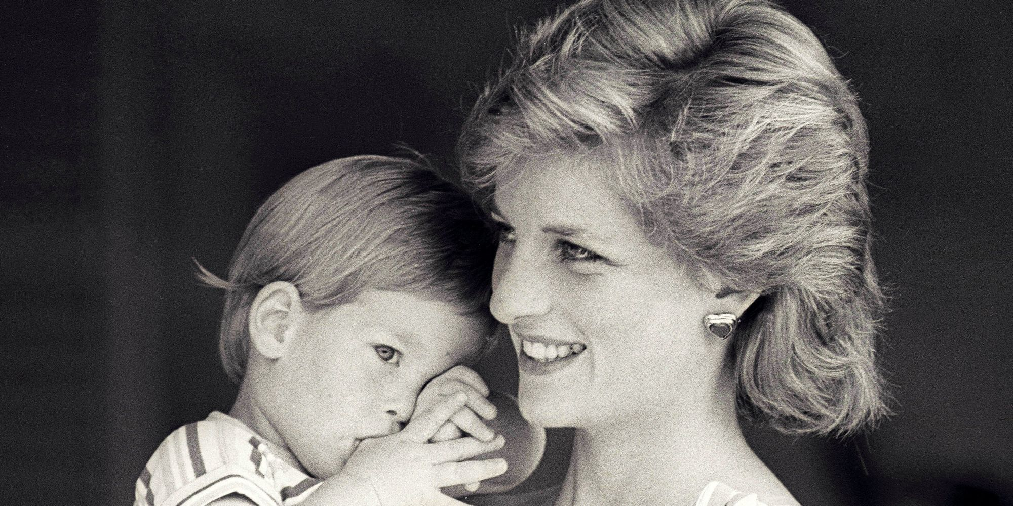 Prince Harry Reveals How Counseling Helped Him Cope With Diana