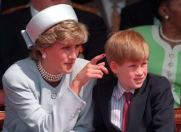 Prince Harry Discusses 'Total Chaos' Of Losing His Mother For The First Time