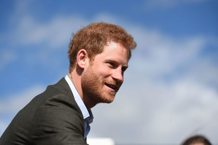 Britain's Prince Harry talks about how he dealt with his mother's death in order to battle the stigma surrounding opening up about personal problems and to encourage people to get help.