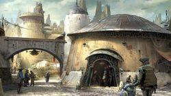 Disney revela cómo será la zona 'Star Wars' de sus parques