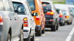 Traffic Fumes Pollution 'Affects Happiness As Much As Death And