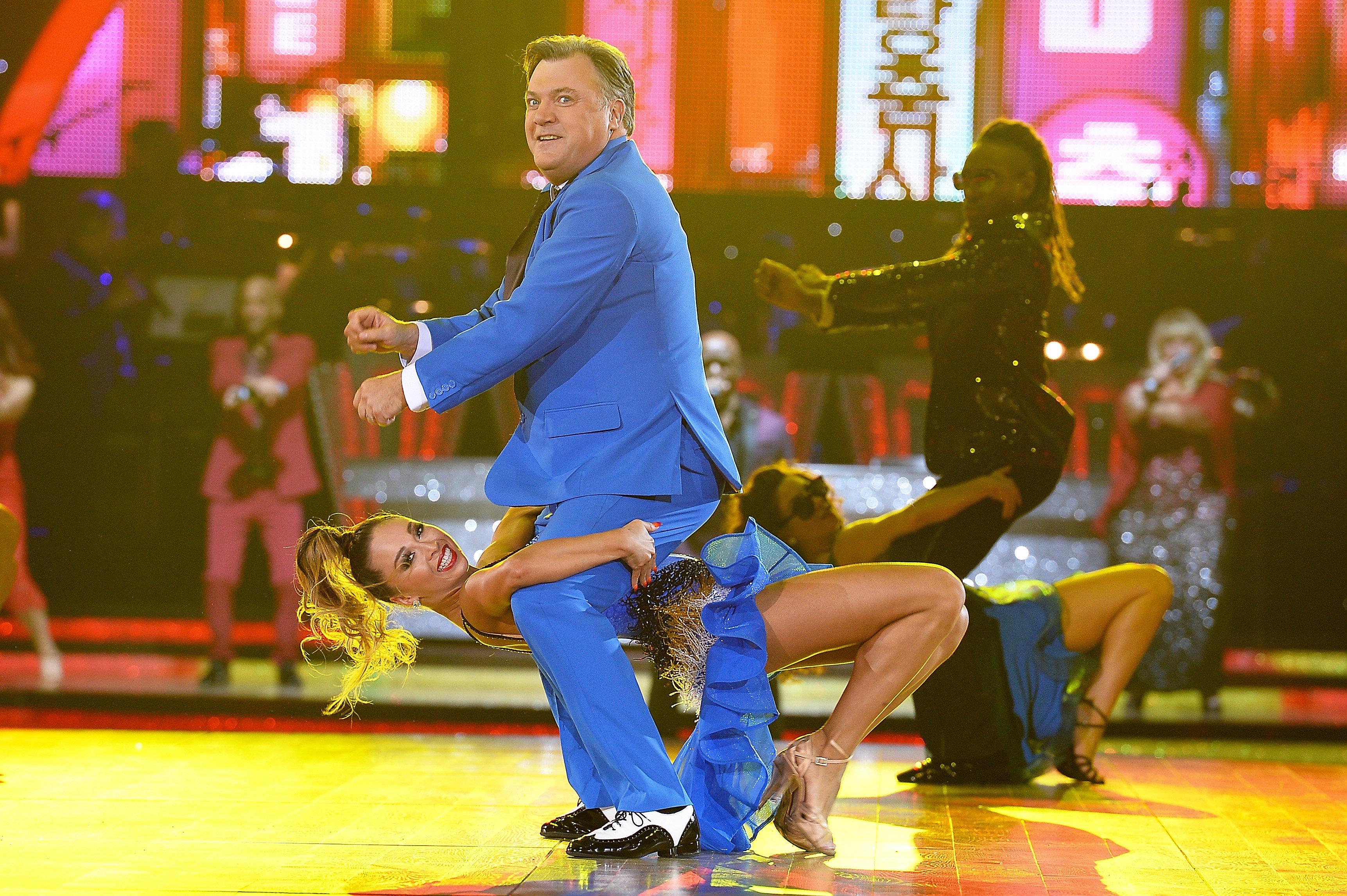 Ed Balls On How 'Strictly' Partner Katya Jones Puts Him In Mind Of Gordon