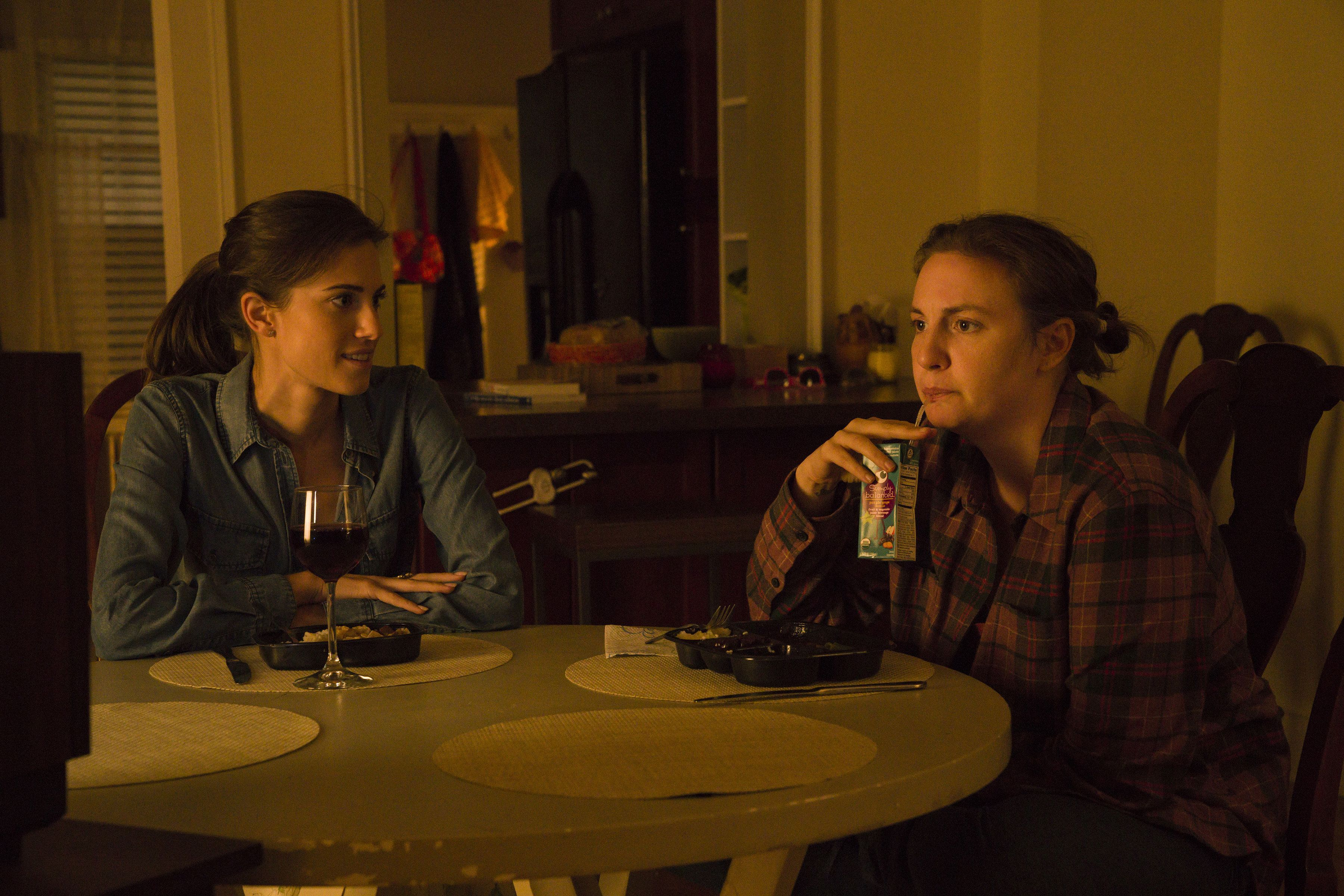 A Farewell To 'Girls,' A Show That Brought Out Our Best And Our