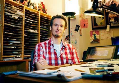 """Big Hero 6"" co-director Chris Williams"