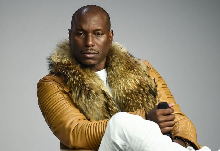 Tyrese is sorry, y'all.