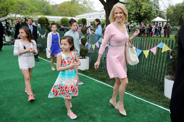 The White House Easter Egg Roll Produced The Most Perfect